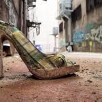 ヒールでの立ち仕事女子は、とりあえず靴の中にインソールを使うべきだと思う