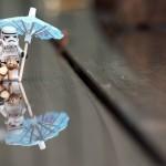 メンズにもオススメの自動ワンタッチ折りたたみ傘、ありますよ!