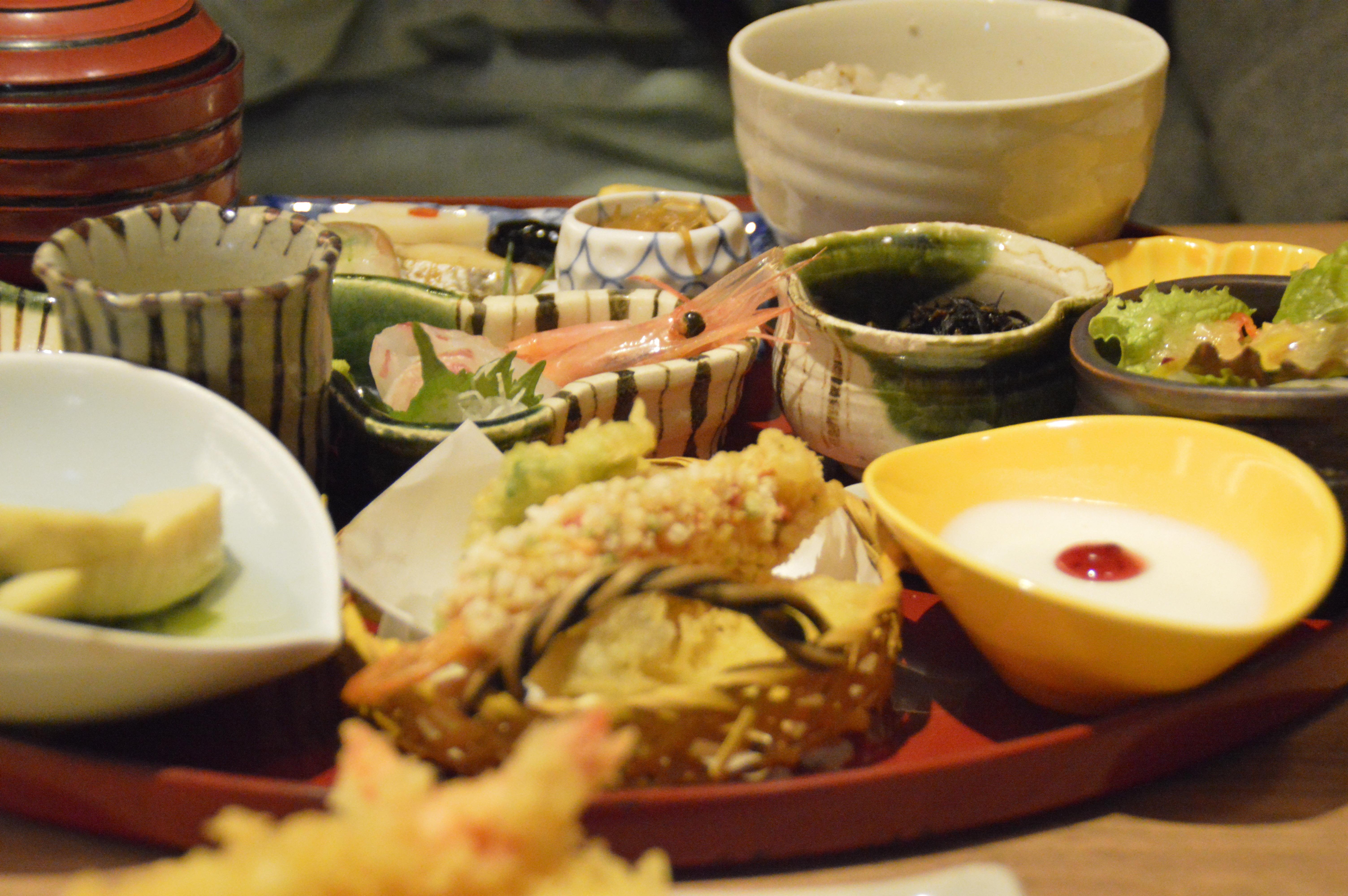 神楽坂「うを匠 鱻(セン)」は飯田橋でリーズナブルかつ落ち着いた和食ランチを食べたい方に非常にオススメ
