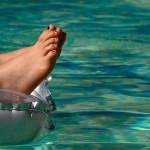 夏に向けての足のむくみ解消には、足裏ケア+足の甲ケアが大事だと思います
