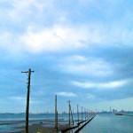 """""""日本のウユニ塩湖""""と話題の、千葉県・江川海岸で写真を撮りに行ったよ!"""